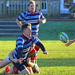 Vale v Warrington 26-11-16