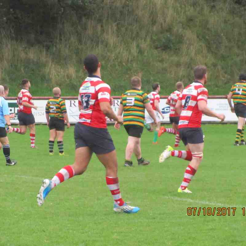 Vale Vikings v Littleborough  07-10-17