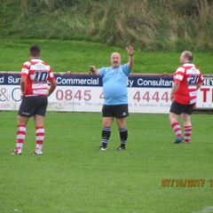 Vale Vikings v Littleborough  07-10-17