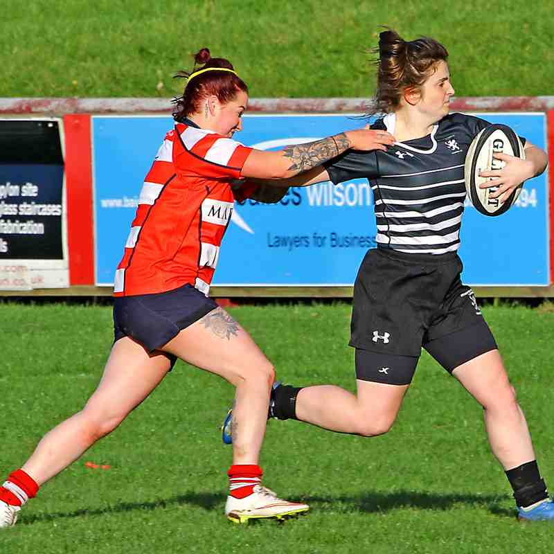 Vale Ladies  v  Broughton Park  29.10.17