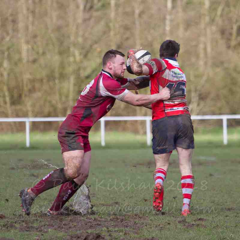 Rossendale 2  v  Vale A. 14.04.18