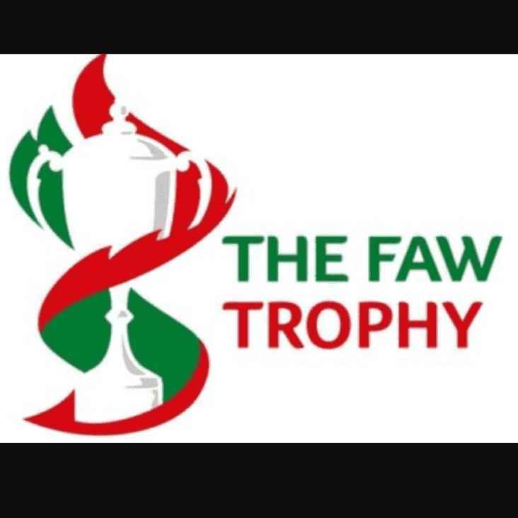 FAW Trophy Round Three Draw