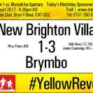 NBV 1 - 3 Brymbo
