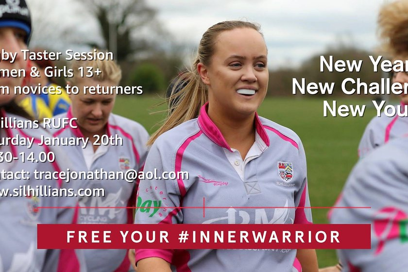 Women & Girls Rugby Taster Session