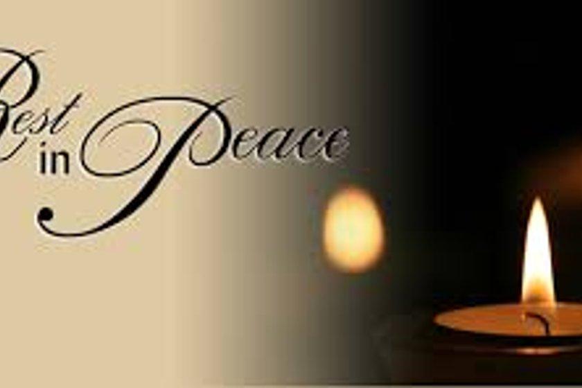 Rest in Peace - Jon Russell