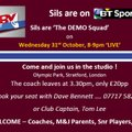 Sils are the DEMO Squad on BT SPORT