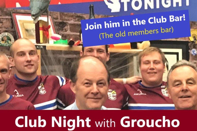 Rugby CLUB NIGHT!