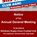 Sils Rugby Club Annual General Meeting