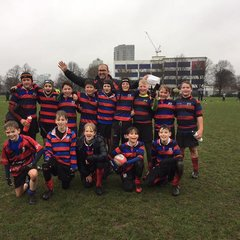 Old Whitgiftian U12 team