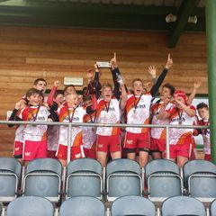 longlevens under 14s county cup champions 2015