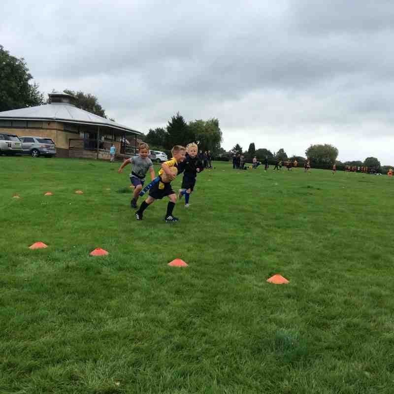 Jacob tag rugby