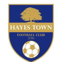 Hayes Town football club crest founded 2016