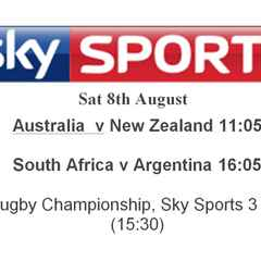 Watch Argentina vs South Africa K.O