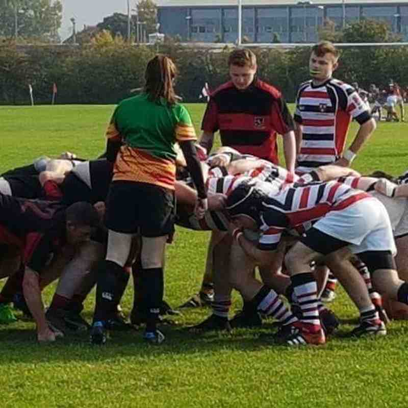 4th XV  v Seghill Deputies - Sat 15 Oct 2016