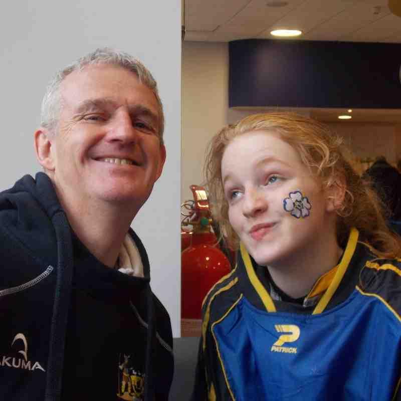 Leeds Carnegie vs Bedford Blues 2016