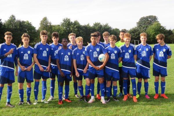 Burnham Lynx Whites v Ash United Youth U16