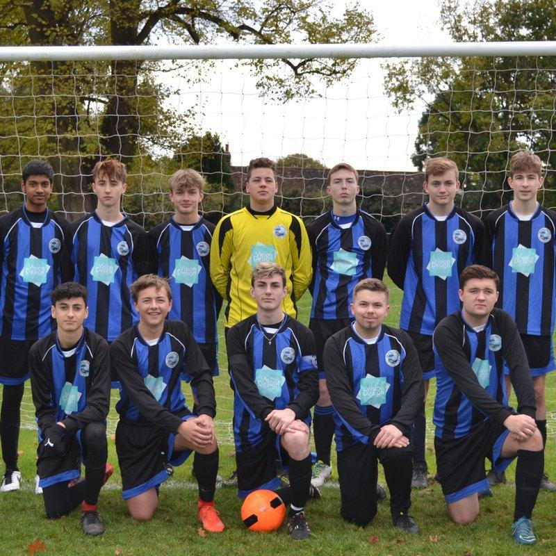 Claygate Royals Griffins U17 vs. Knaphill Athletic United U17