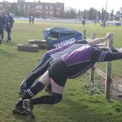 Wheatley Vets take on Banbury