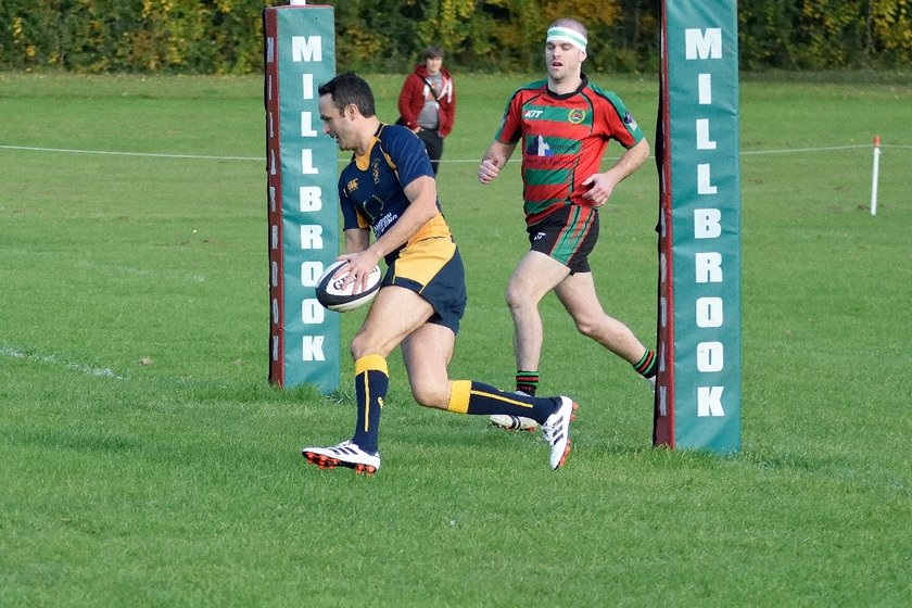 Match Report- Basingstoke 38-24 Millbrook