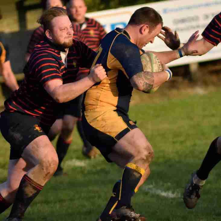Basingstoke 48-30 Teddington- Match Report