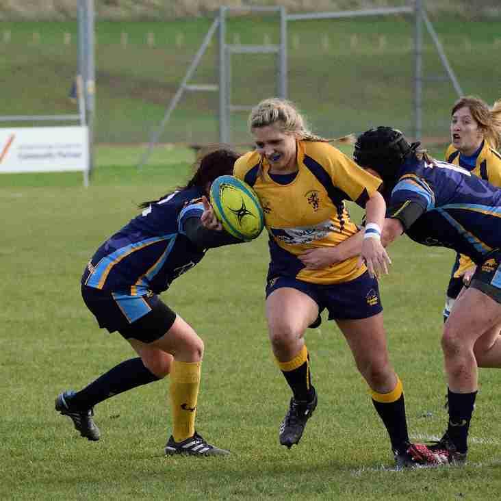 Ladies vs Teddington Match Report