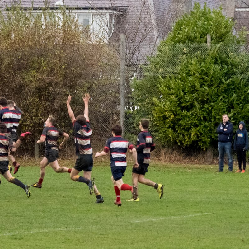 Perthshire U16s vs Aberdeen Grammar AWAY Nov 27th