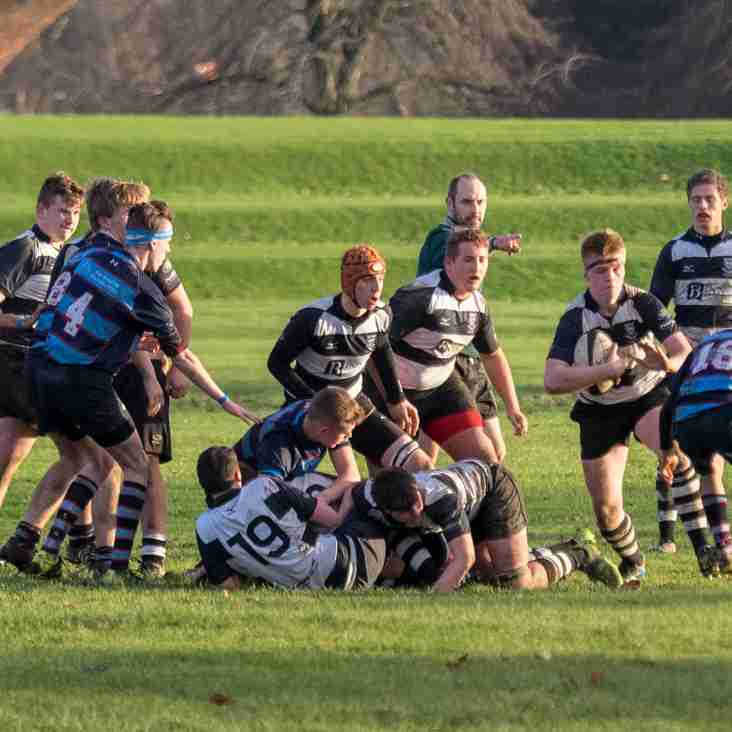 National Cup Qtr's await U16's and Colts