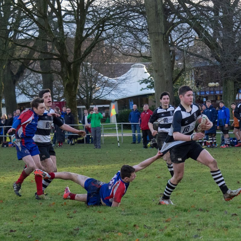 Colts & U16's National Cup Qtrs rearranged for this weekend