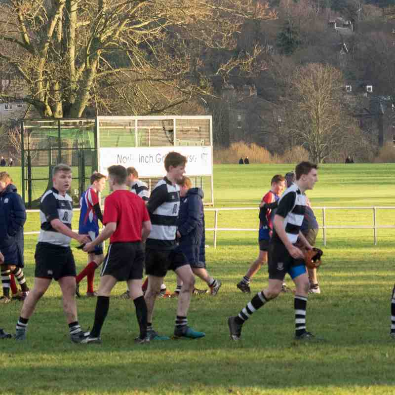 Perthshire U16s vs Kirkcaldy FRIENDLY Jan 8th