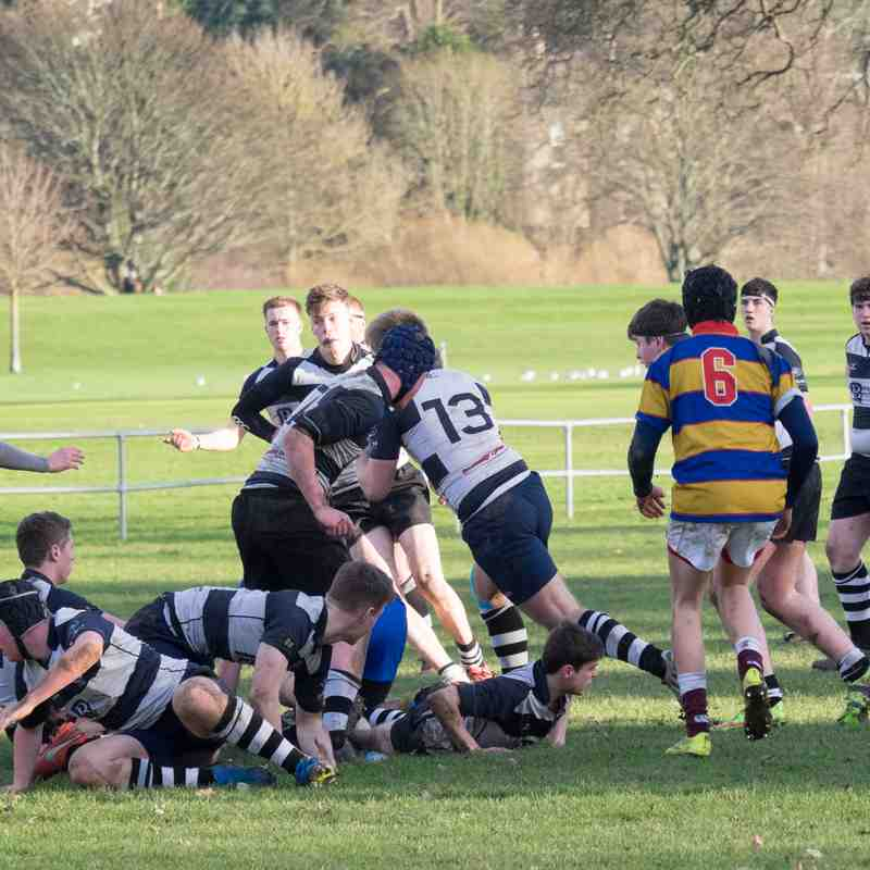 Perthshire Rugby Colts U18s vs Crieff