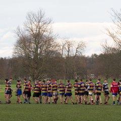 Perthshire Rugby Colts U18s vs Crieff