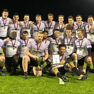 Clifton Rugby Colts win Gloucester County Cup Final