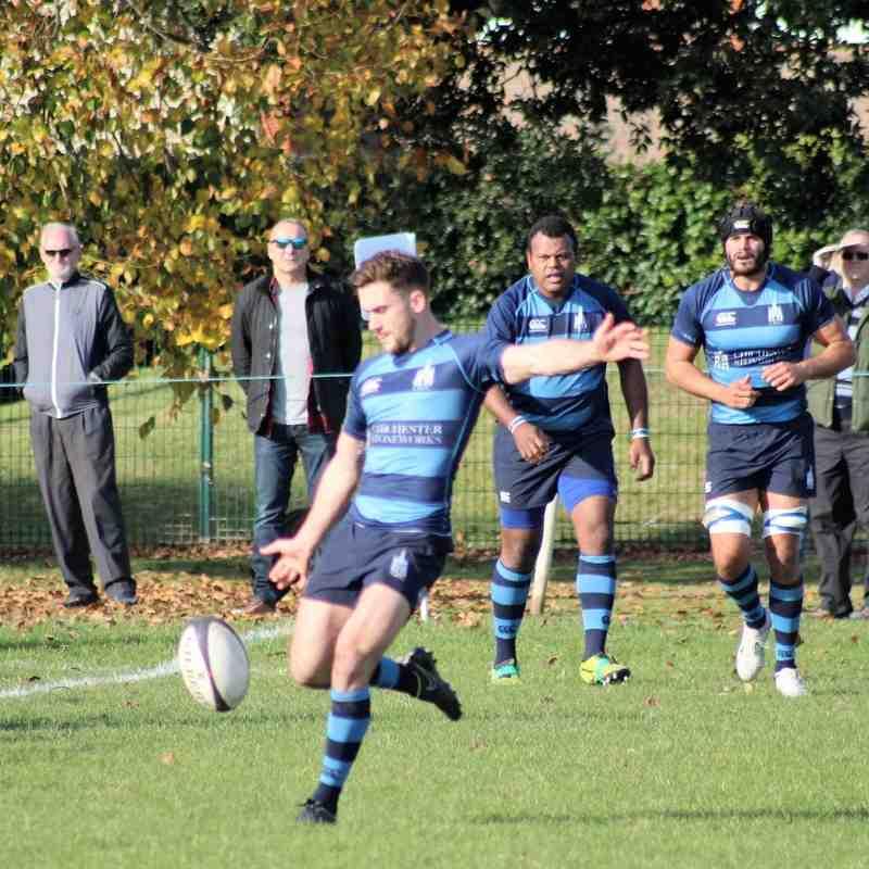 Chichester v Southend 22.10.16