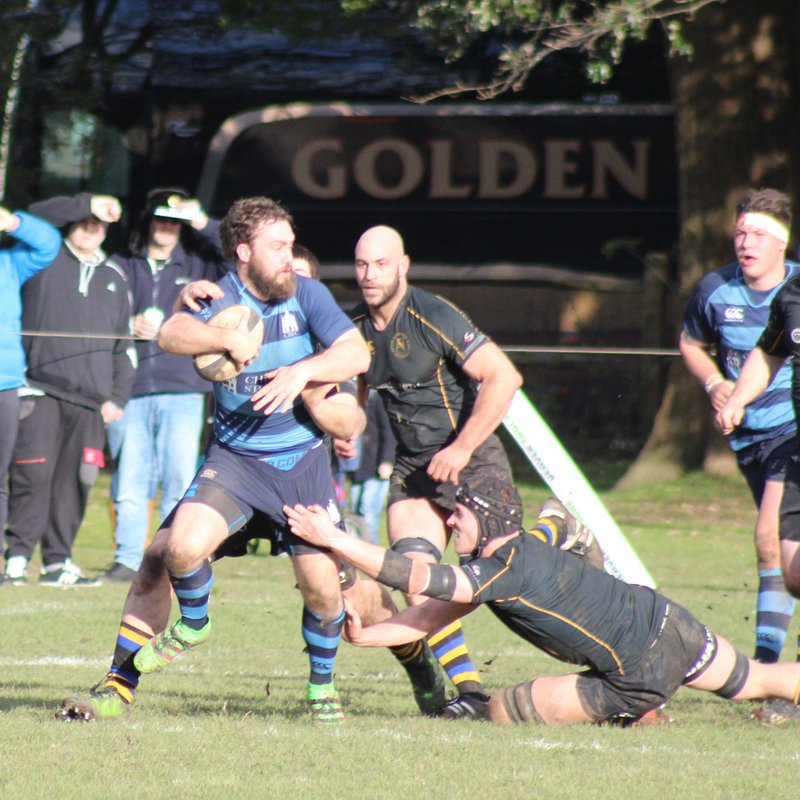 Rugby returns to Oaklands Park