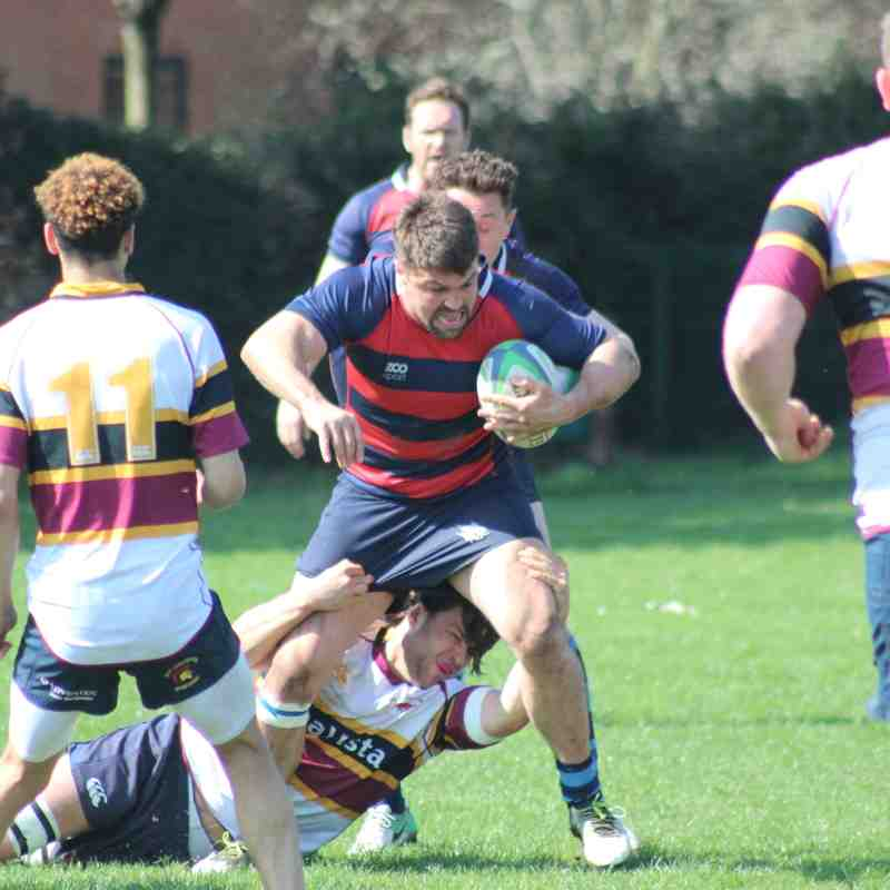 Chichester v. Old Colfeians
