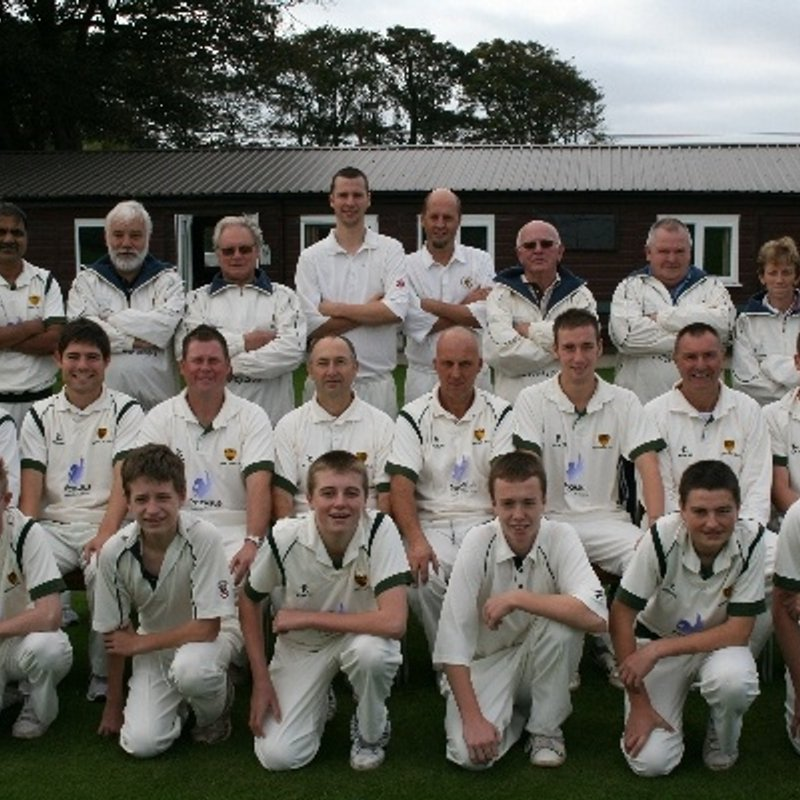 Warton CC - Team Photos