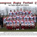 Bromsgrove vs. Stourbridge Lions
