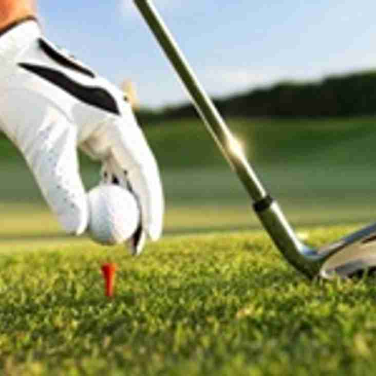 Golf Day - Friday 6th May 2016