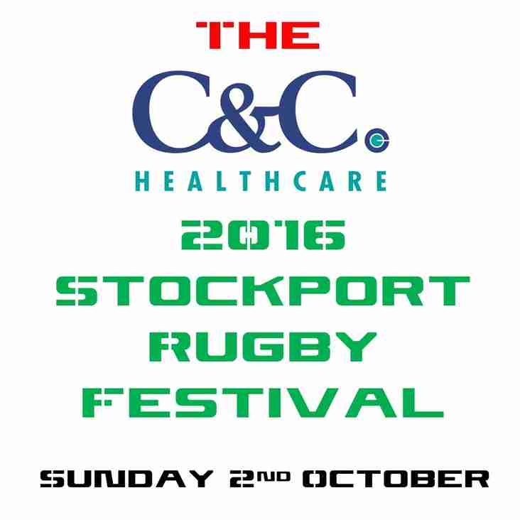 Stockport Rugby Festival