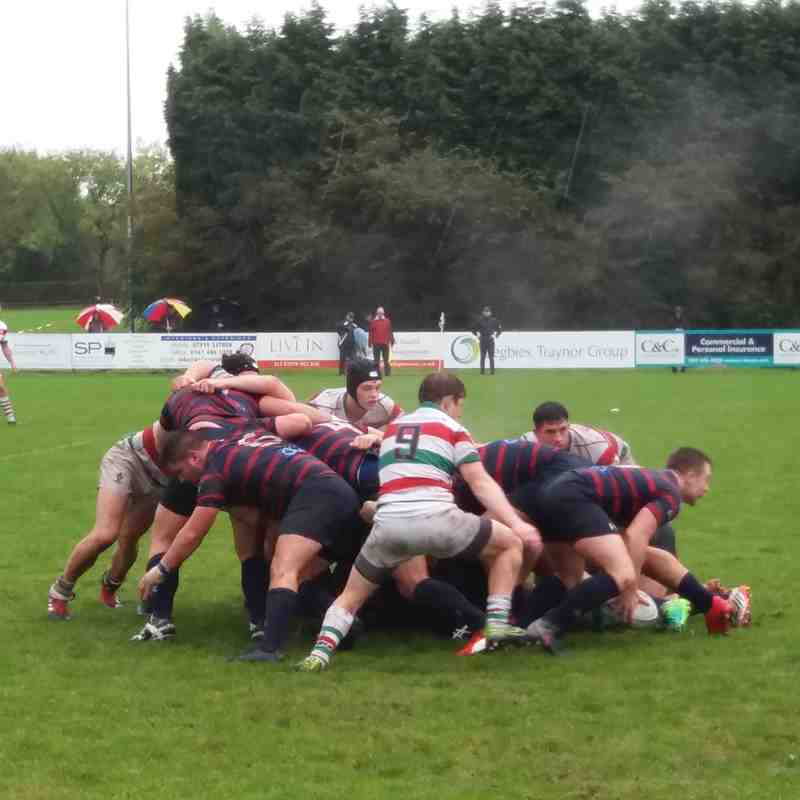 1st XV v Waterloo 30 Sep 2017