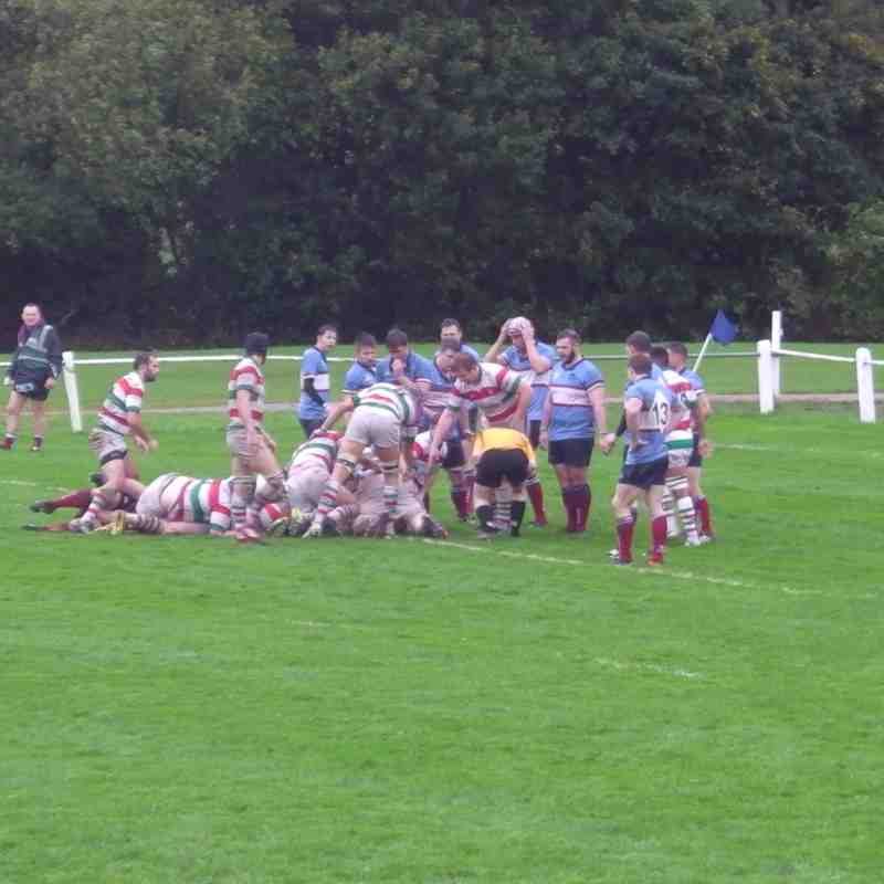 1st XV v Wilmslow 7th Oct 2017