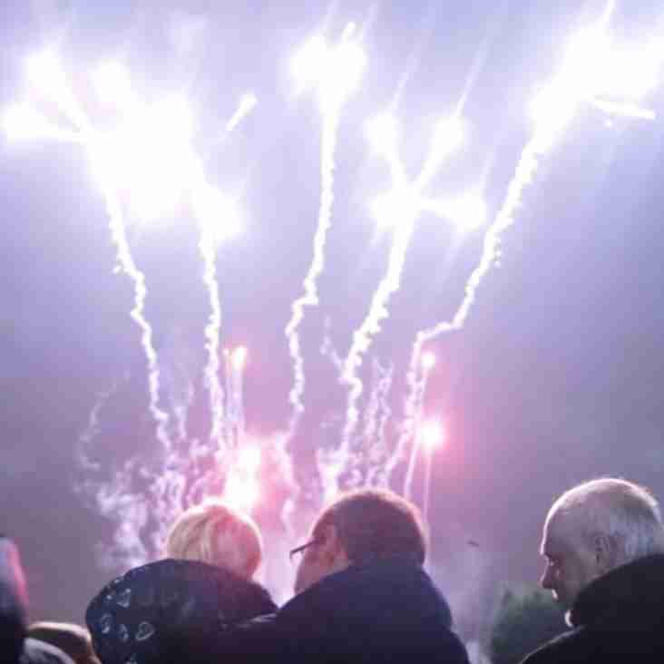 Fireworks Festival a Great Success