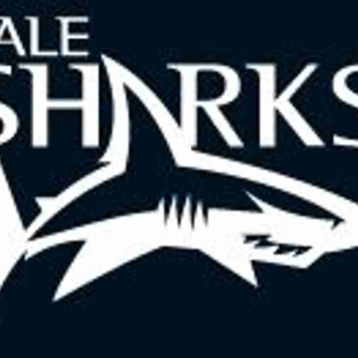 Sale Sharks Tickets