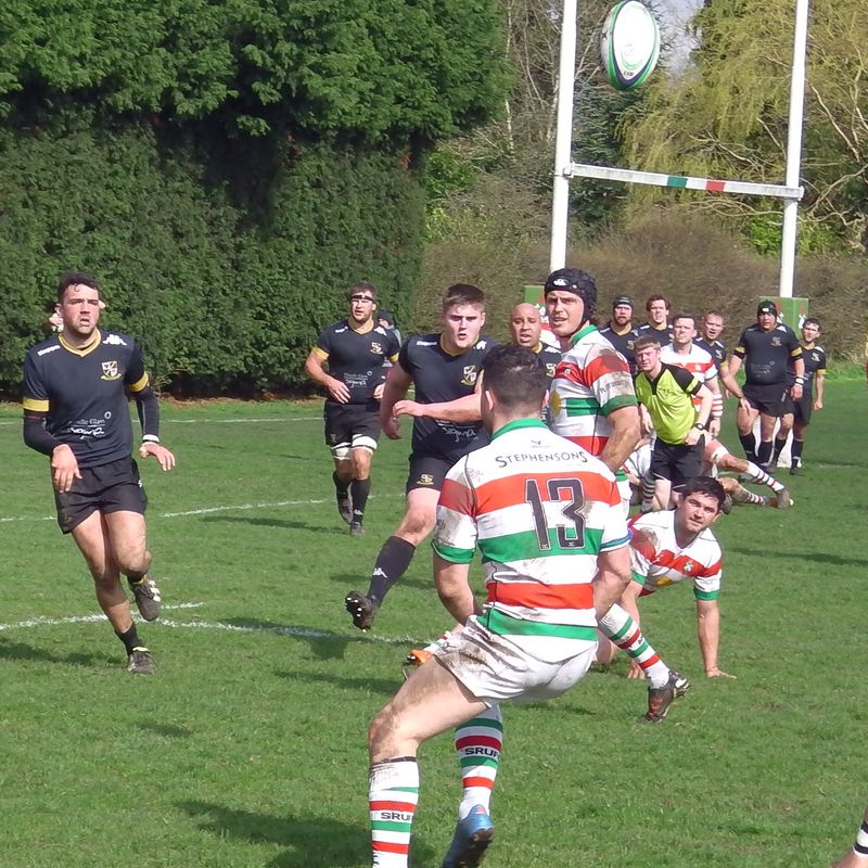 Sackville-West gets 3 tries as Stockport complete home fixtures with 38-31 local derby win against Burnage.