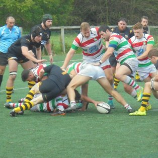 Dominant forwards unable to overcome Burnage