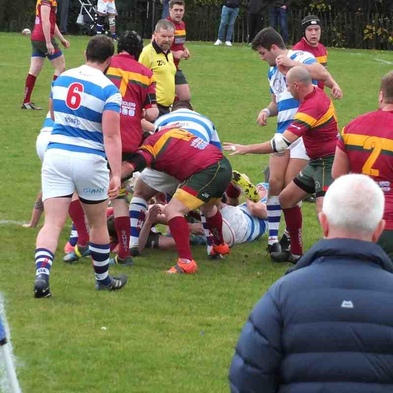 First XV vs North Shields (A)