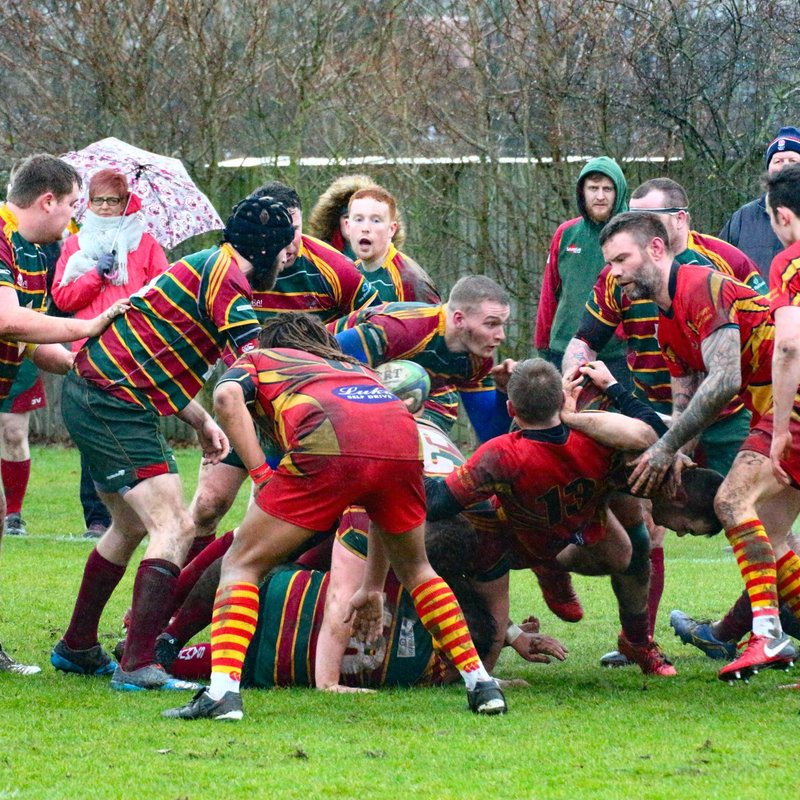 Aycliffe put in solid performance against league pretenders