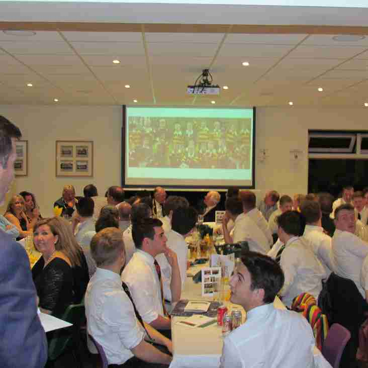 Six Nations on at Beaconsfield Rugby Club