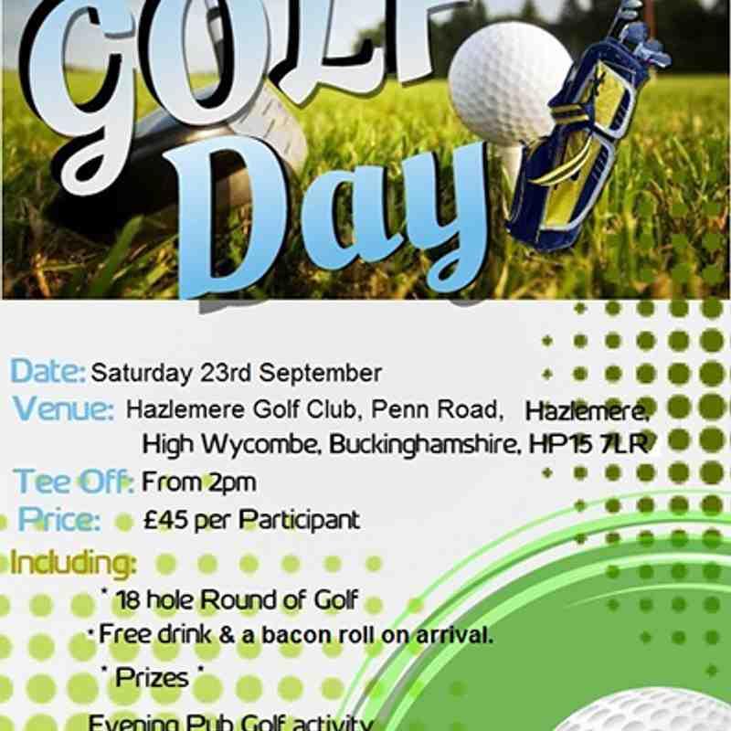 BRFC Golf Day