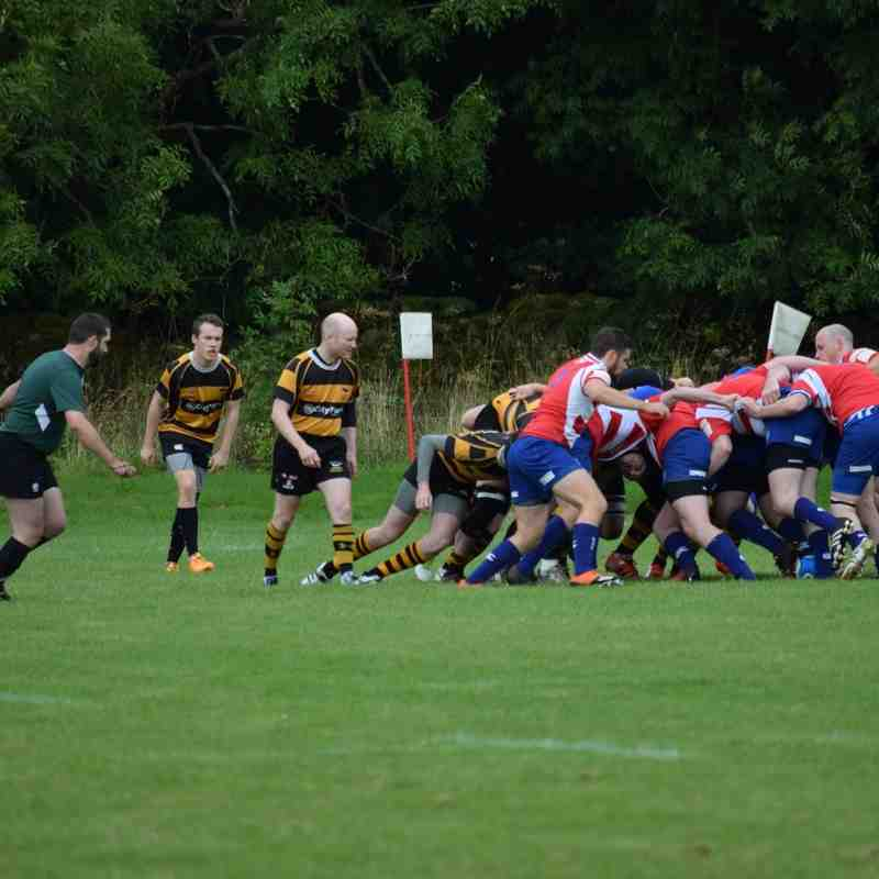3/9/16 2nd XV v Whitecraigs 2nd XV- won 30-12
